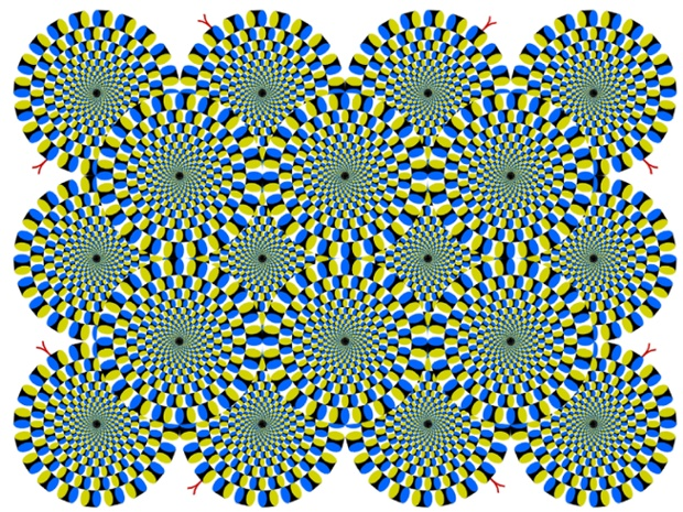 http://www.theguardian.com/science/gallery/2014/aug/05/dizzying-optical-illusions-akiyoshi-kitaoka-pictures